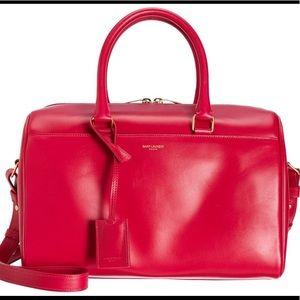 💥FLASH SALE💥YSL classic 6 hour leather bag.